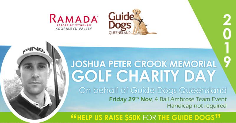 Joshua Peter Crook Memorial Golf Charity Day